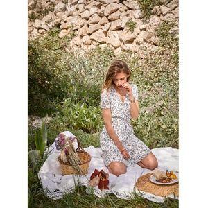 Sezane Anastasia Dress